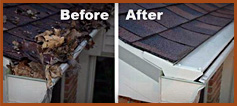 You Gutters Before And After